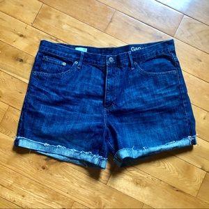 Gap Sexy Boyfriend Shorts 32r